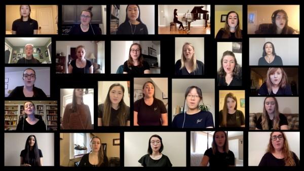 'One Voice' Virtual Choir