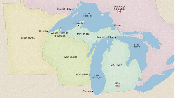 Undiscovered Great Lakes (Expedition)