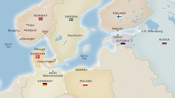Viking Homelands (Ocean)