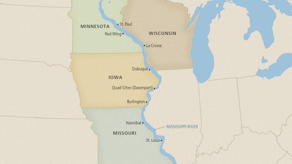 America's Heartland (River)