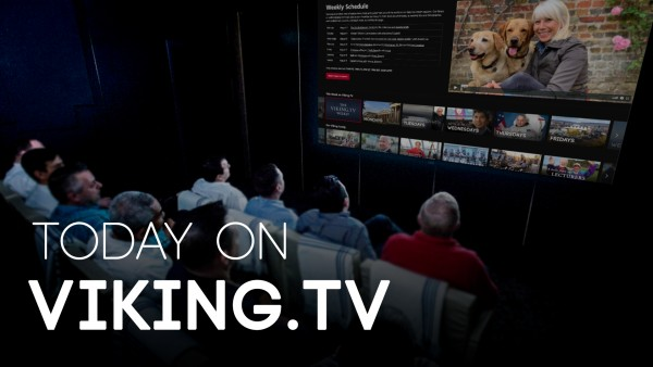 Today on Viking.TV