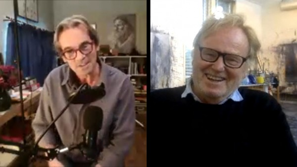 Alastair Miller in Conversation with artist Ørnulf Opdahl