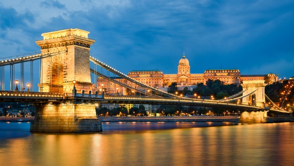 At Home in Budapest with Kinga & Eszter