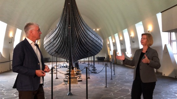 The Viking Ship Museum: Viking Ships in European History