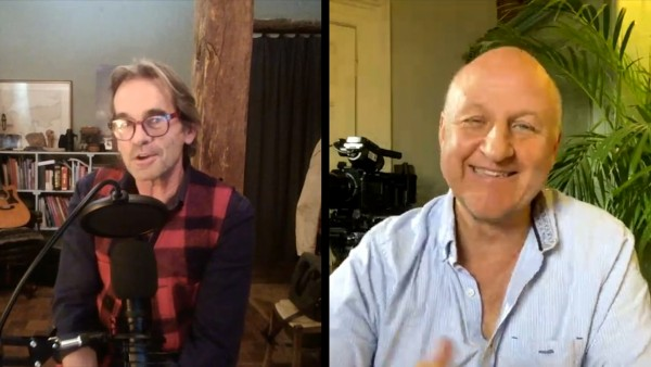 Alastair Miller in Conversation with Cameraman Gavin Thurston