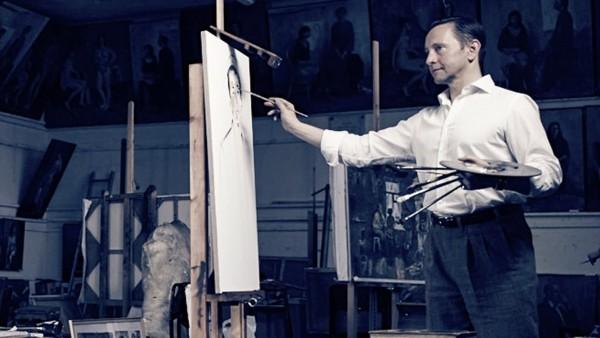 Alastair Miller In Conversation with Portrait Artist Alexander Talbot-Rice