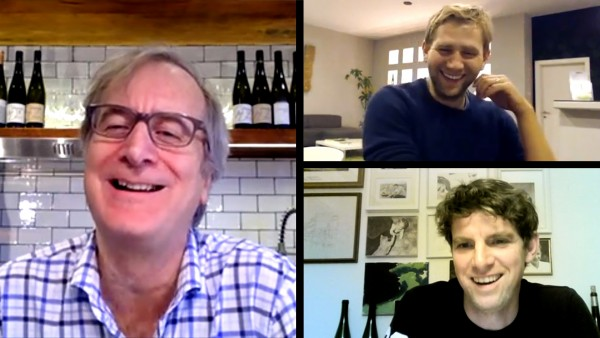 Wine Wednesday with  Markus Huber and Erich Machherndl