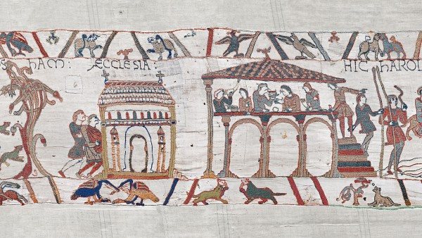 Unraveling the Bayeux Tapestry with Viking Resident Historian Fenella Bazin, PhD