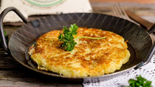 Foodie Friday - Swiss Rösti with Mario
