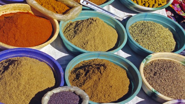 Uncover the History of the Spice Trade with Viking Resident Historian, Dr. Michael Fuller