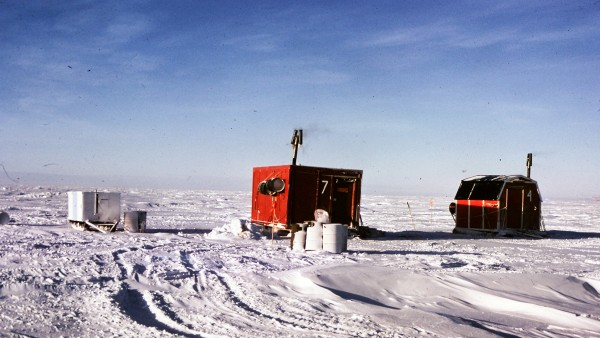 """My Winter in Antarctica—Research on Ice"" with Oceanographer Ed Sobey, PhD"