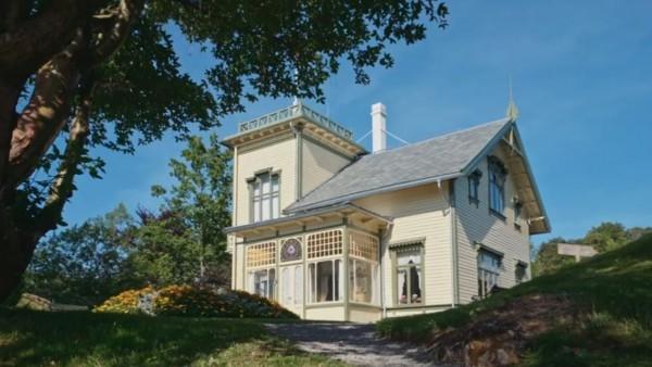 Tour Edvard Grieg's Bergen home with Christian Grøvlen