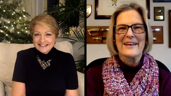 Anne Diamond interviews retired NASA Astronaut Dr. Kathryn D. Sullivan, PhD