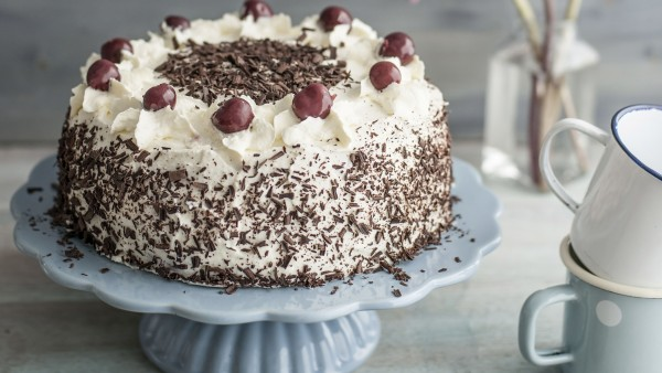 Make Black Forest Gâteau with Gisela Rückert