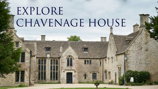 Explore Chavenage House