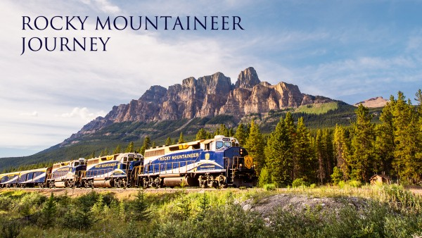 Rocky Mountaineer Journey