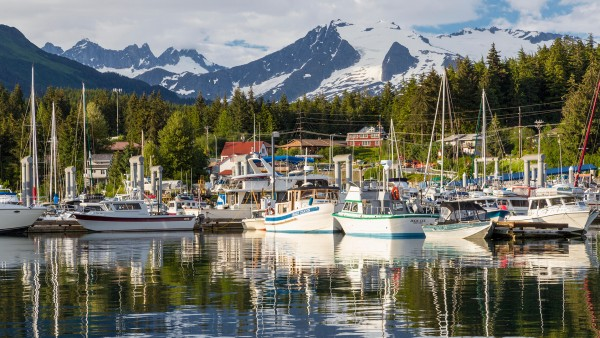 At home in Juneau with Beth Monahan