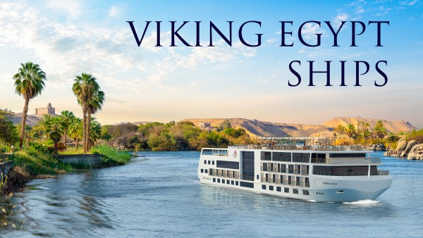 Viking's Egypt ships
