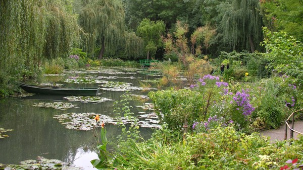 Explore Claude Monet's life in Giverny with guest lecturer Caroline Holmes