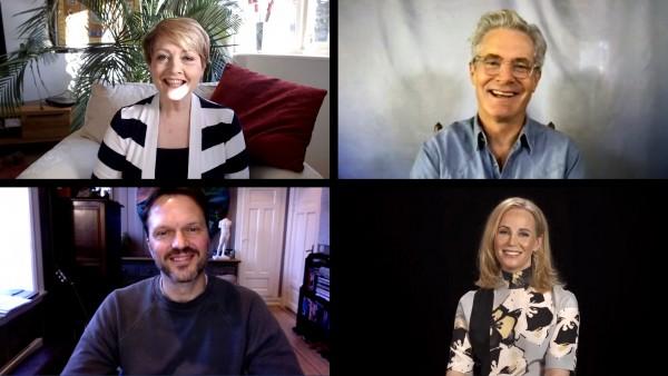 Atlantic Crossing: Anne Diamond interviews Kyle MacLachlan, Sofia Helin and Alexander Eik