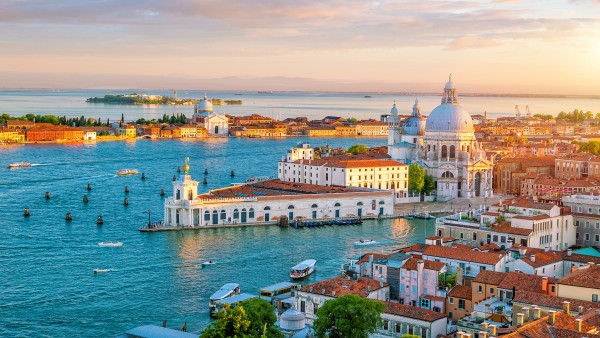 Uncover the history of the Venetian Republic with Charles Doherty