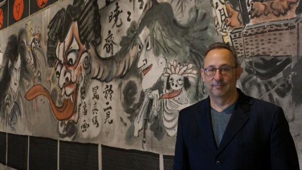 Alastair Miller in conversation with Haiku expert, Professor Adam L. Kern