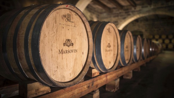 Bartholomew Broadbent welcomes Jeremy Cassar of Marsovin Winery