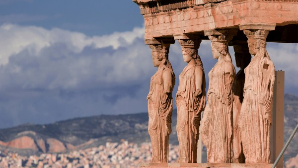 Take a closer look at the Acropolis with guest lecturer Dr. Diane Fortenberry
