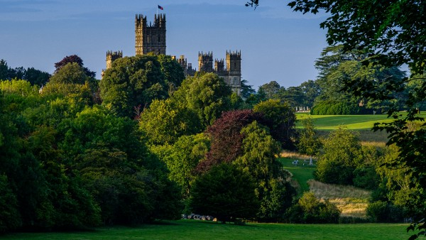 The extraordinary trees of Highclere Castle with Lady Carnarvon