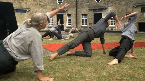 At home in England with EncoreEast dance company