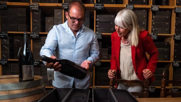 Special episode: Exploring Malta's Marsovin winery with Karine Hagen
