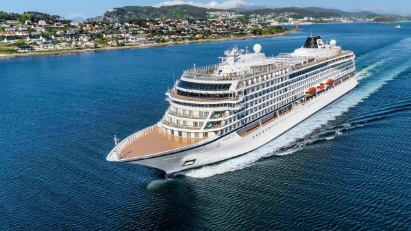 Explore Viking's World Cruises with Joost Ouendag, Sujith Mohan and Alastair Miller