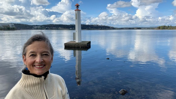 At home in Norway with stress consultant Alexandra Svalastog