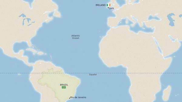 Atlantic & Equator Sojourn (Ocean)