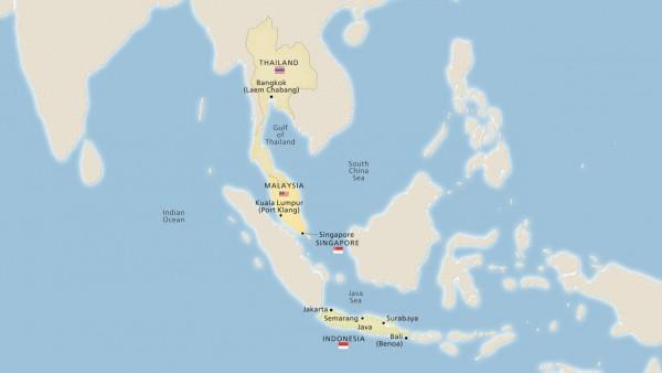 Bangkok, Bali & Beyond (Ocean)