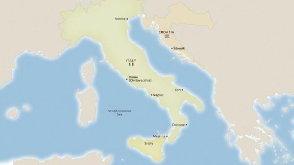Italian Sojourn (Ocean)