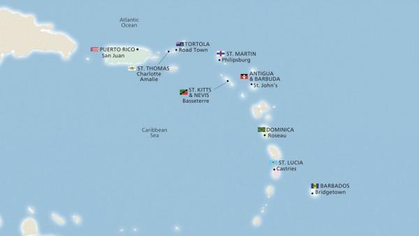 West Indies Explorer (Ocean)