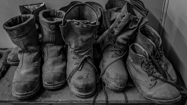 Miners' Boots
