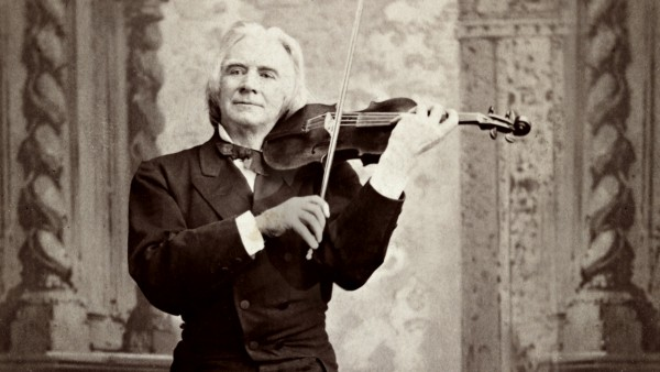 Ole Bull, Norwegian Composer and Violin Virtuoso