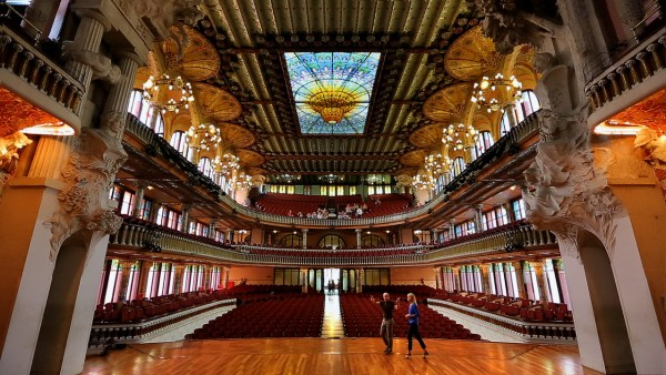 Barcelona's Hidden Jewel - Palau de la Música