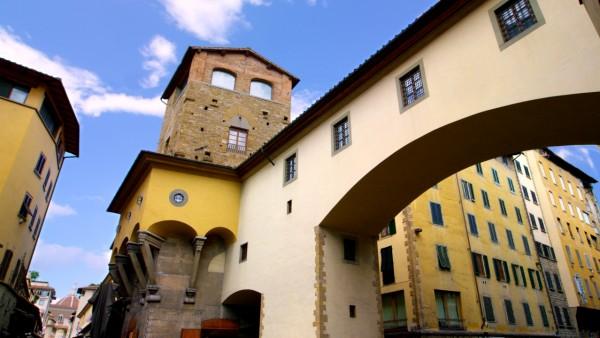 Enter the Secret World of Florence's Vasari Corridor