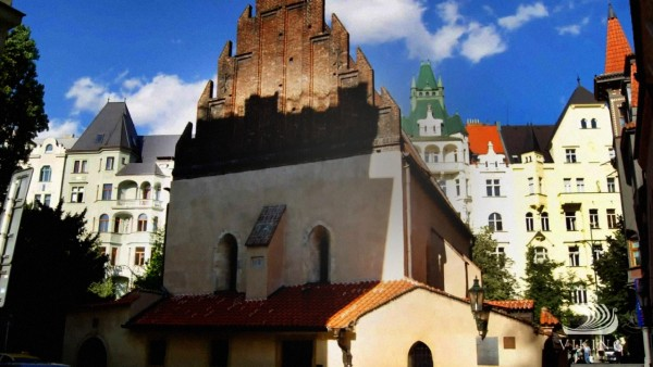 The Altneuschul: Prague's Old New Synagogue
