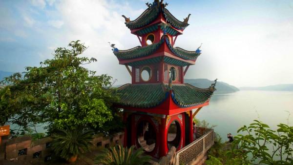 Shibaozhai & The Bridge of Luck
