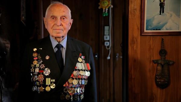 A Russian Hero
