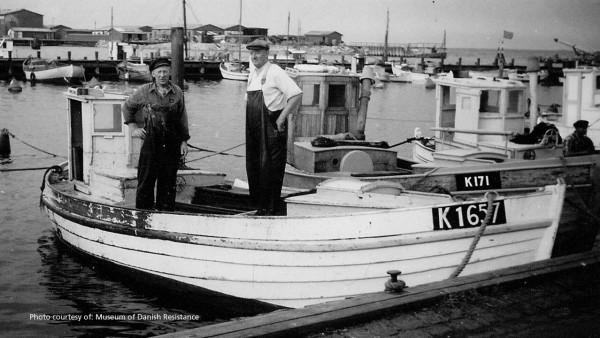 Danish Heroes - Helping the Jews Flee Nazi Rule