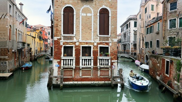 Beyond The Gondolas - Venice's Less Famous Fleet