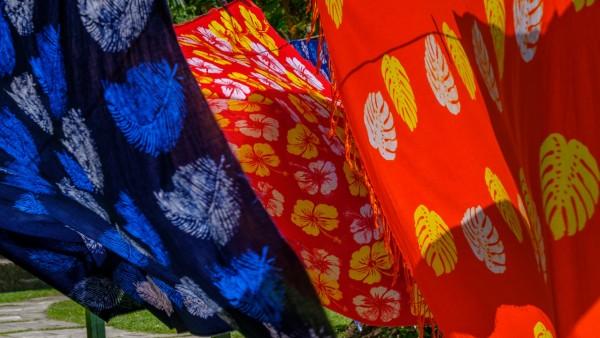 Caribbean Batik