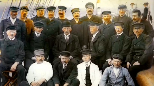 Roald Amundsen's South Pole Expedition 1911