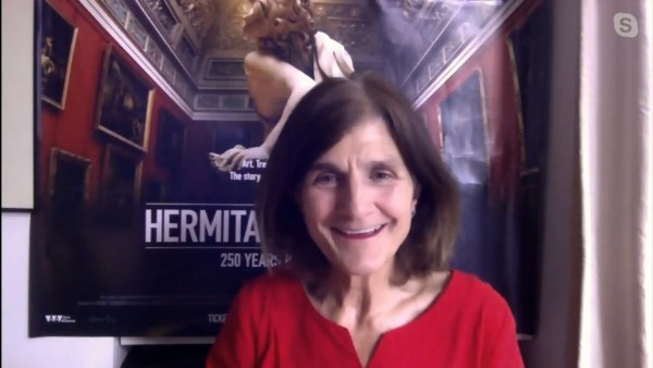 Hermitage Revealed with Margy Kinmonth, Film Director and Artist