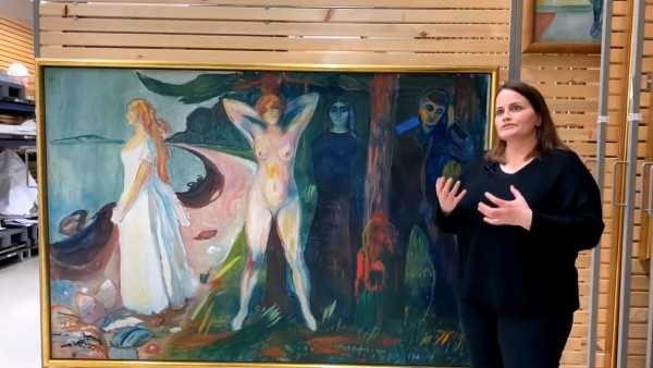 The Frieze of Life with Signe Endresen, PhD